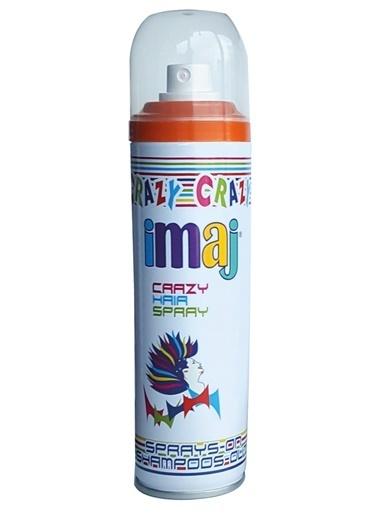 İmaj Crazy Saç Spray Turuncu 100Ml Oranj